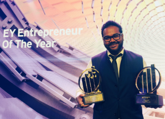 Ambarish Mitra Has Been Chosen as the Entrepreneur of the Year in the United Kingdom by Ernst & Young