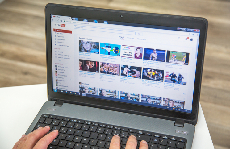 YouTube'da 3 Ayda 8,3 Milyon Video Silindi