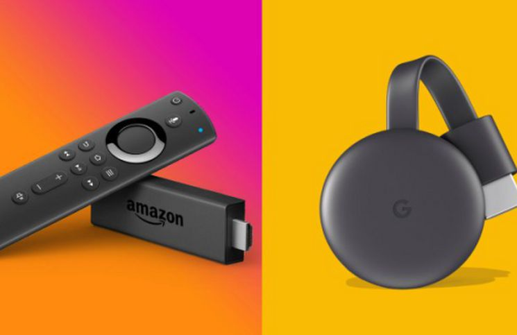 Google ve Amazon'un Anlaşması ile YouTube Fire TV'de ve Prime Video da Chromecast'ta Çalışacak
