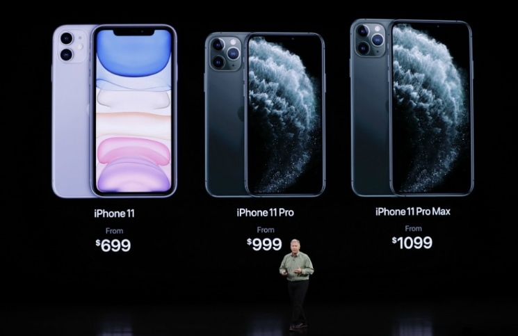 Apple, iPhone 11 Modellerini Tanıttı